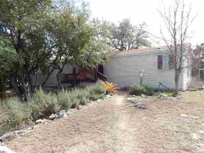 Horseshoe Bay Single Family Home For Sale: 2205 5th Street