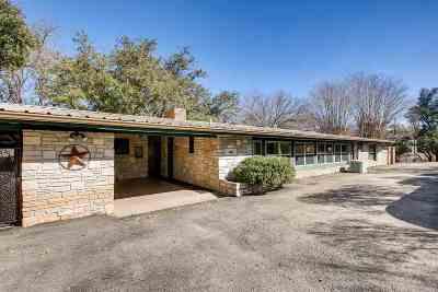 Horseshoe Bay Single Family Home For Sale: 608 Sandy Harbor