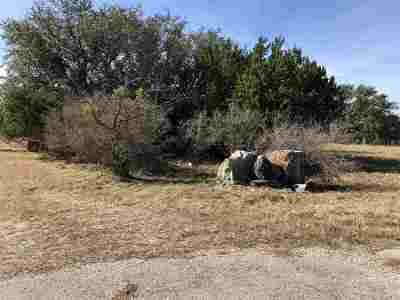 Horseshoe Bay Residential Lots & Land For Sale: 1118 Arrow Point