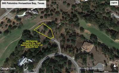 Horseshoe Bay Residential Lots & Land For Sale: Palomino