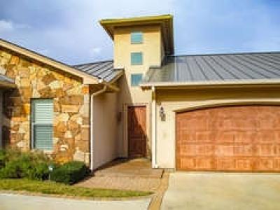 Horseshoe Bay Single Family Home For Sale: 129 E Hi Valley, Unit A