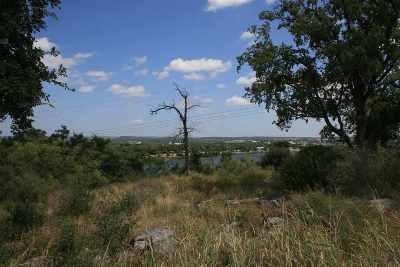 Marble Falls Residential Lots & Land For Sale: 12 Pantera Circle