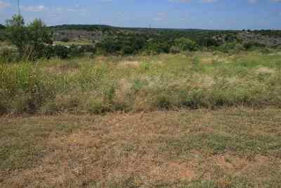 Marble Falls Residential Lots & Land For Sale: 1 Bendito Way