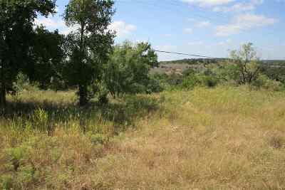 Marble Falls Residential Lots & Land For Sale: 3 Bendito Way
