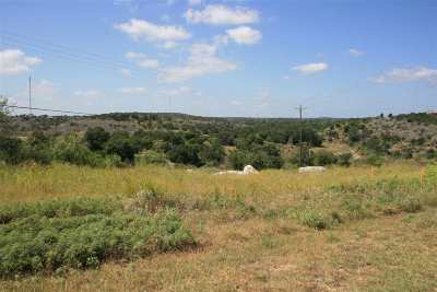 Marble Falls Residential Lots & Land For Sale: 4 Bendito Way