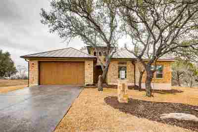 Horseshoe Bay Single Family Home For Sale: 100 Cactus Corner