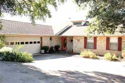 Buchanan Dam TX Single Family Home For Sale: $449,900