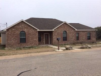 Burnet Single Family Home For Sale: 1504 Hamilton Street