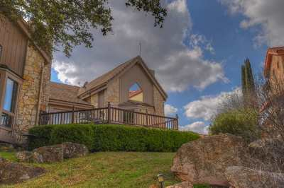 Horseshoe Bay TX Single Family Home For Sale: $309,500