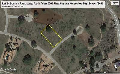 Horseshoe Bay Residential Lots & Land For Sale: 44 Pink Mimosa
