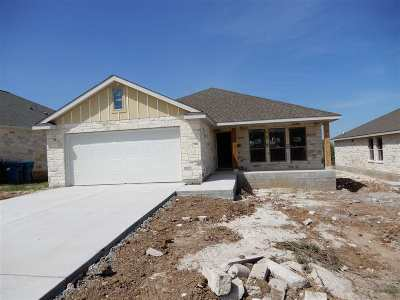 Marble Falls TX Single Family Home For Sale: $214,900