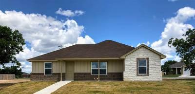 Burnet Single Family Home For Sale: 108 Rylee