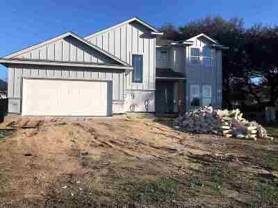 Burnet TX Single Family Home Pending-Taking Backups: $229,500