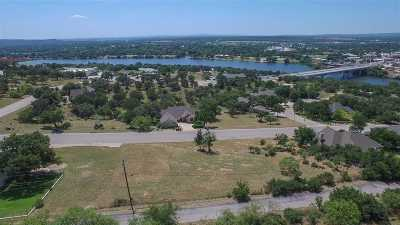 Marble Falls Residential Lots & Land For Sale: 301 Gateway