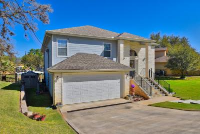 Granite Shoals Single Family Home For Sale: 307 Robinhood