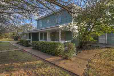 Burnet Single Family Home For Sale: 451 Greer