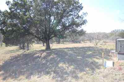 Horseshoe Bay W Residential Lots & Land For Sale: W16001-A Fault Line