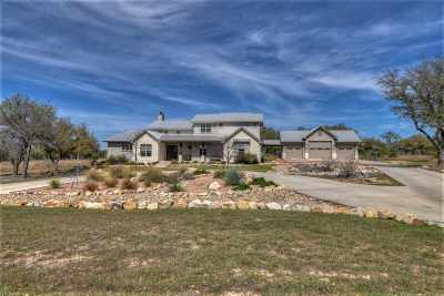 Spicewood Single Family Home Pending-Taking Backups: 609 Vista View Trail