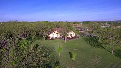 Marble Falls Single Family Home Pending-Taking Backups: 3710 Fm 1980