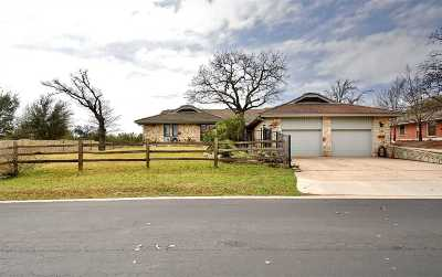 Horseshoe Bay Single Family Home For Sale: 107 Boot Hill