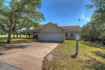 Horseshoe Bay Single Family Home For Sale: 1204 Panorama Pass/Hi Mesa