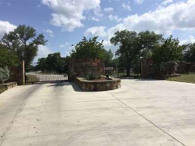 Horseshoe Bay Farm & Ranch For Sale: Lot 14 Twisted Oak