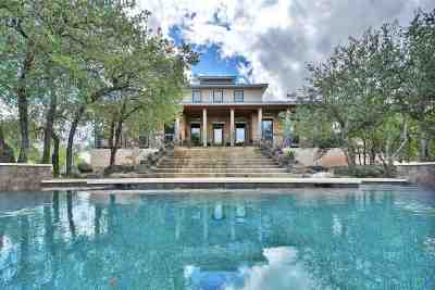 marble falls Single Family Home For Sale: 2060 County Road 402