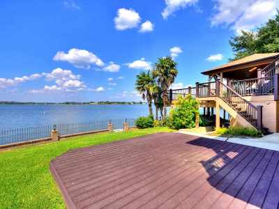 Granite Shoals Single Family Home For Sale: 42 Beaver Island