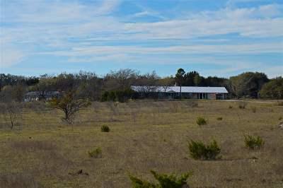 Lampasas County Farm & Ranch For Sale: 17901 Cr 2200