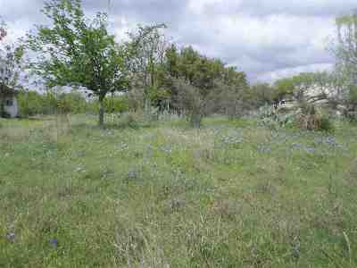 Granite Shoals Residential Lots & Land For Sale: 128 W Southwood