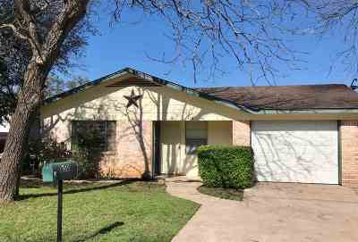 Bertram TX Single Family Home Pending-Taking Backups: $143,900