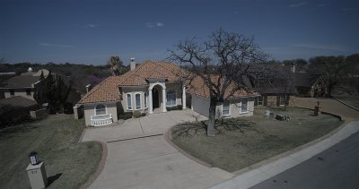 Horseshoe Bay W Single Family Home For Sale: 313 Up There