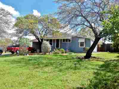 marble falls Single Family Home For Sale: 105 Elm