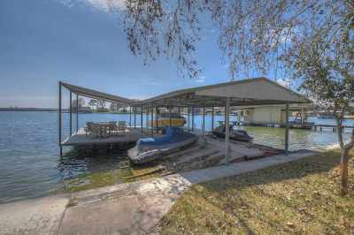 Granite Shoals Single Family Home For Sale: 600 Deep Cove