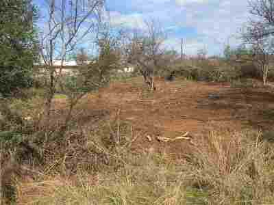Granite Shoals Residential Lots & Land For Sale: Lot 562 & 563 W Driftwood