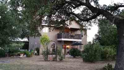 Marble Falls Single Family Home For Sale: 1224 Cr 403