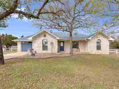 Horseshoe Bay Single Family Home For Sale: 1508 Whitetail Rd