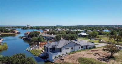 Horseshoe Bay Single Family Home For Sale: 7 Hidden Cove