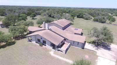 Lampasas Single Family Home For Sale: 606 Fm 2340