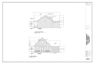 Burnet County Single Family Home For Sale: 1004 South Westfall