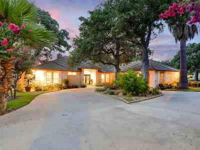 Horseshoe Bay Single Family Home For Sale: 1108 Powder Horn