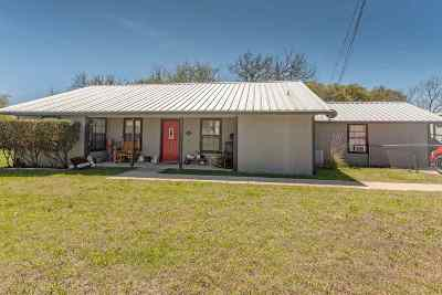 Granite Shoals Single Family Home For Sale: 504 E Granitecastle