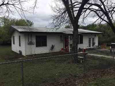 Burnet Single Family Home For Sale: 808 N West