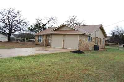 Burnet Single Family Home For Sale: 1700 Cr 118