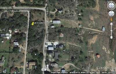 Spicewood Residential Lots & Land For Sale: Lot 3 Lakeside