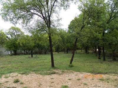 Granite Shoals Residential Lots & Land For Sale: E Hickory