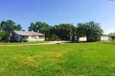 Buchanan Dam Single Family Home For Sale: 8820 W Rr 1431