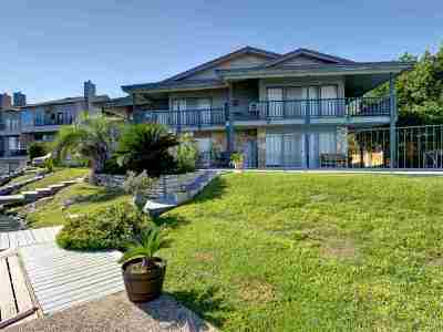 Horseshoe Bay Single Family Home Pending-Taking Backups: 104 Cove East Unit 205