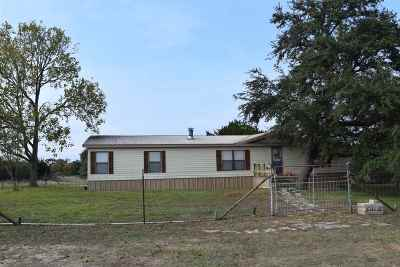 Burnet Single Family Home Pending-Taking Backups: 3224 Fm 3509
