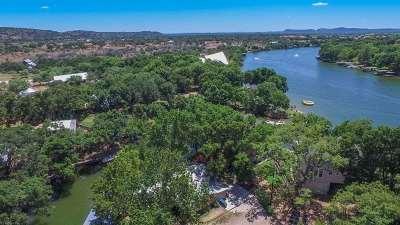 Burnet Single Family Home For Sale: 1336 Lakeside